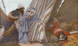 Jael and Barak